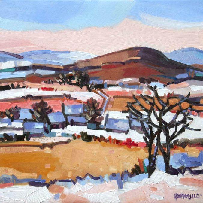Lin Pattullo - Winter Calm